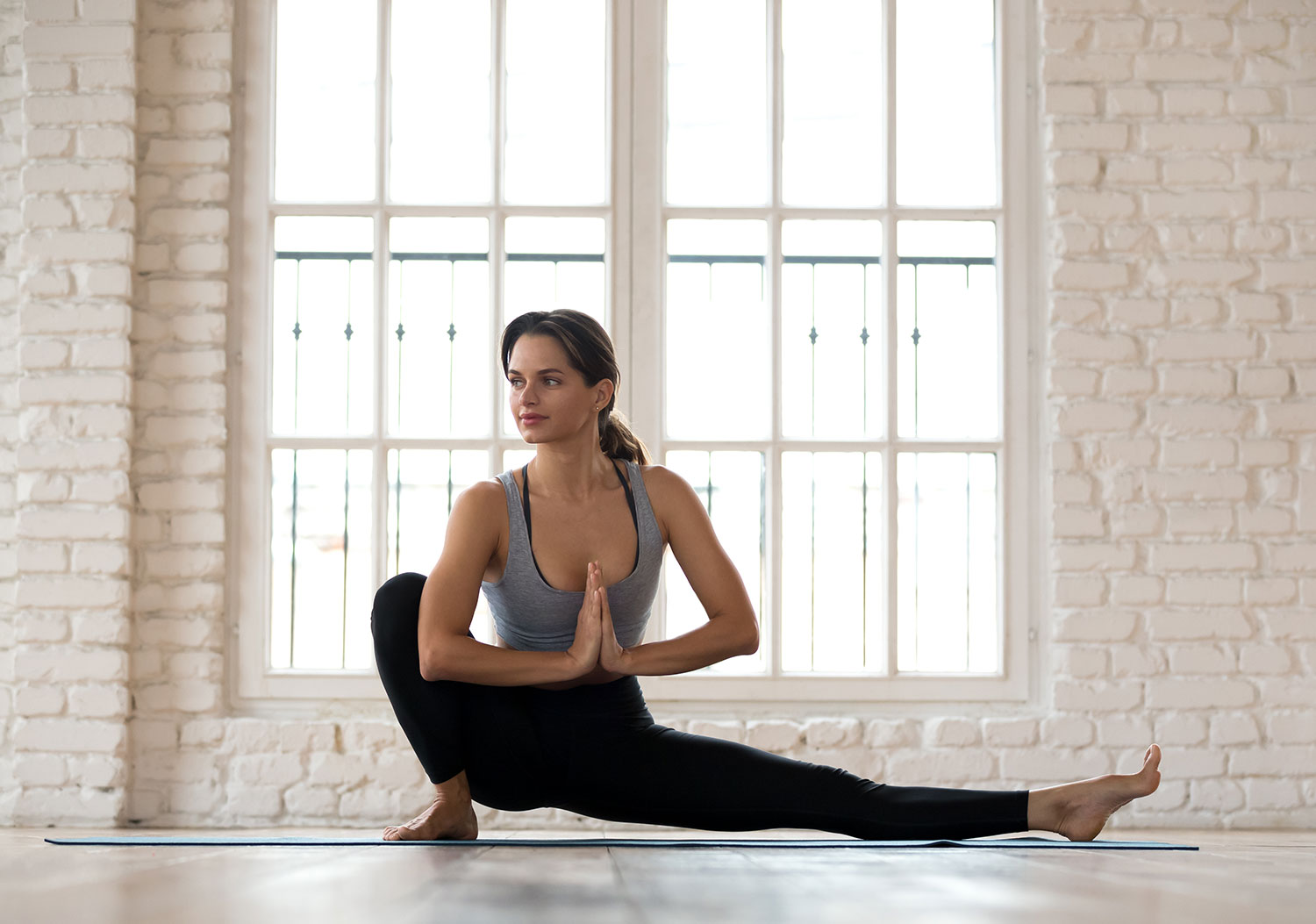 10 Poses for Hip Opening Yin Yoga Sequence