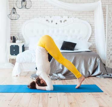 10 Tips For Starting a Home Yoga Practice