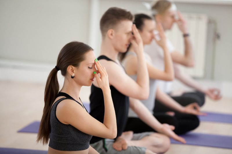 Breath Count in Ashtanga