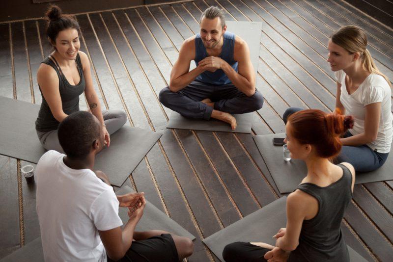 Broadens Knowledge Of Yogic Theory