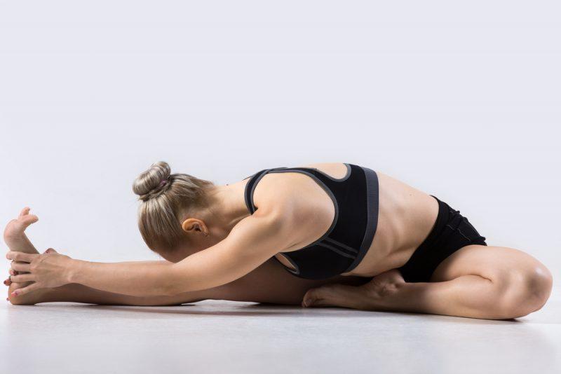 Janu Sirsasana — Head-to-Knee Forward Bend