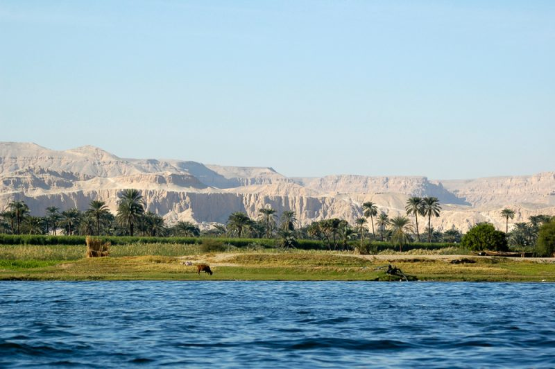 Nile Valley, Egypt