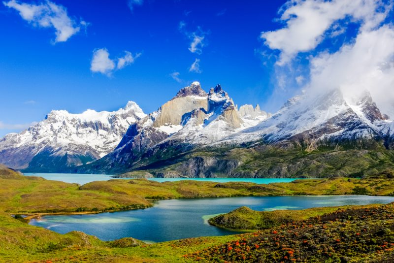 Patagonia, Argentina, and Chile