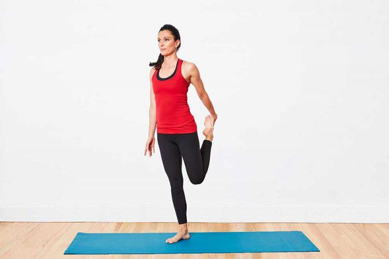 Utthan Pristhasana — Quad Stretch Pose