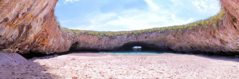 The Marieta Islands, Mexico