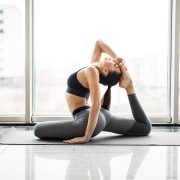 Try This Camel Pose Yoga Practice to Get Better At Backbends