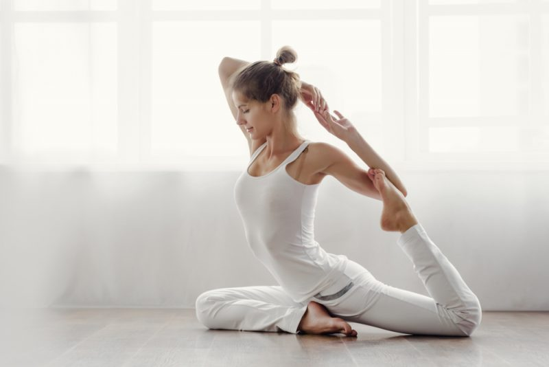 Yoga means addition – addition of energy, strength and beauty to body, mind and soul.