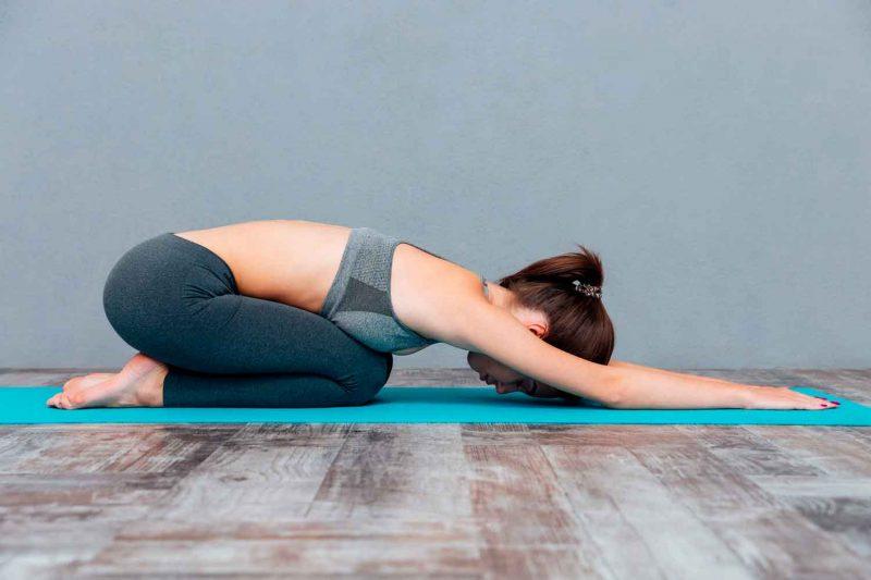 10 Health Benefits Of Child's Pose