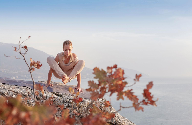 10 Yoga Poses To Help You Learn Arm Balances