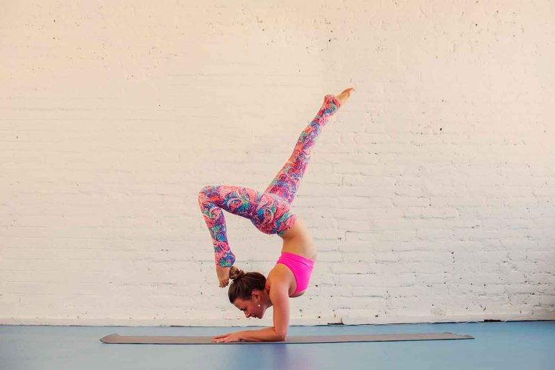 10 Yoga Poses to Get Your Gut in Gear