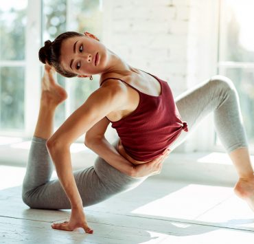 12 Strange Looking Yoga Poses