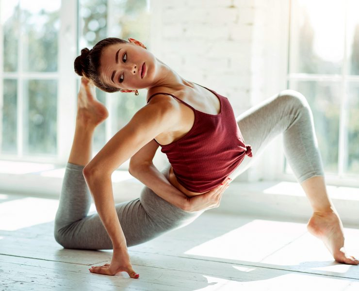 12 Strange Looking Yoga Poses