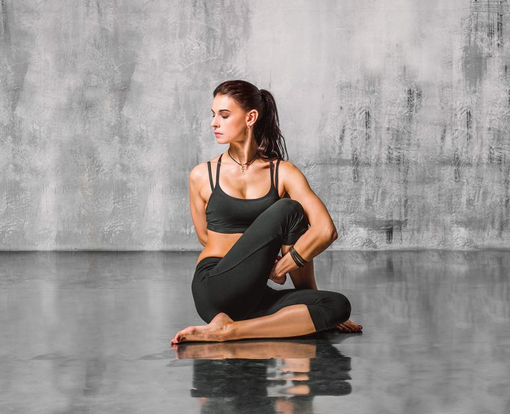 15 Poses to Ease Back Pain