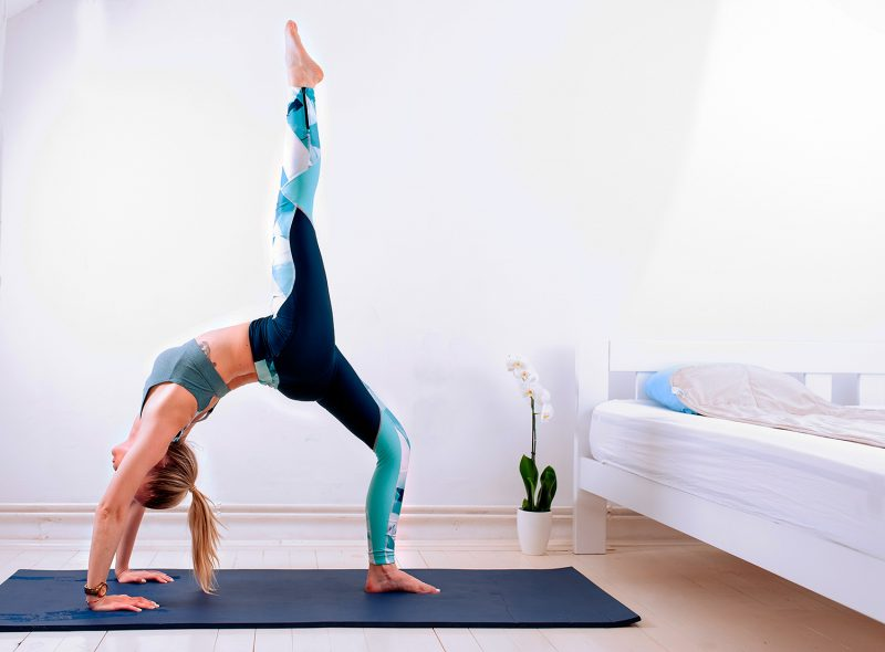 8 Morning Yoga Stretches