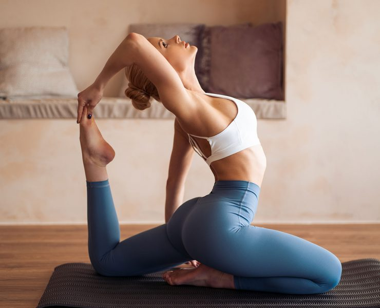 A 20-Minute Sequence to Work Yoga into Your Daily Life