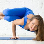Arm Balance Yoga Flow: Twist + Strengthen