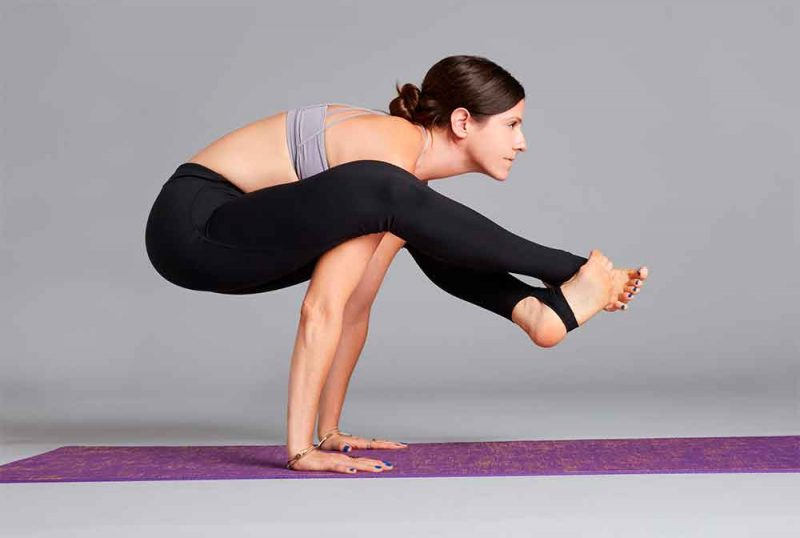Bhujapidasana — Shoulder Pressing Pose