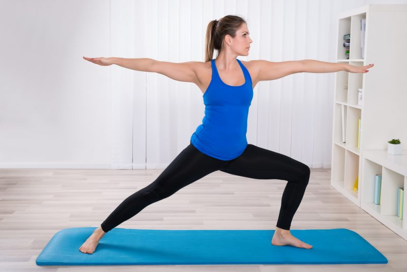 Build Up Your Stamina to Hold Yoga Postures Longer