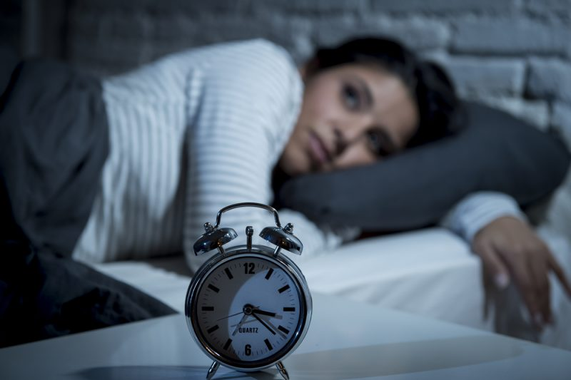 Causes and Typical Treatments for Insomnia