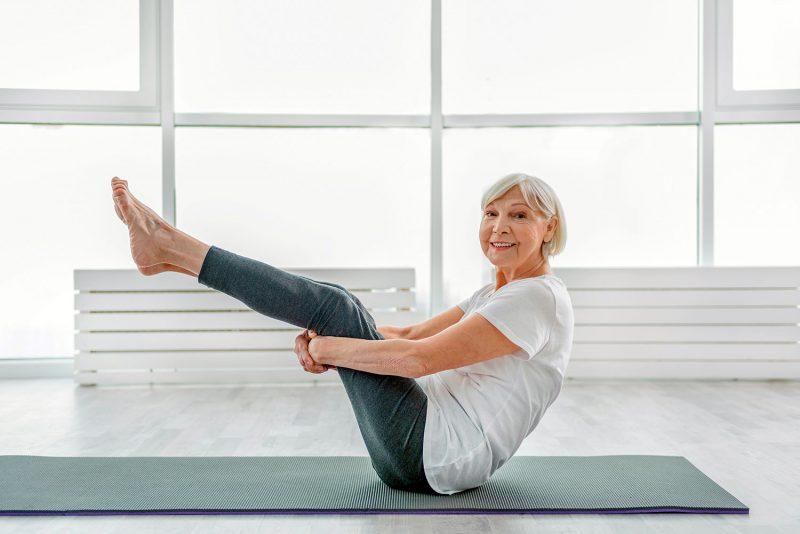 Draft Top 10 Yoga Tips For Women Over 60