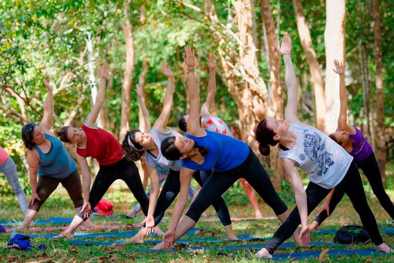 Hariharalaya Yoga & Meditation Retreat