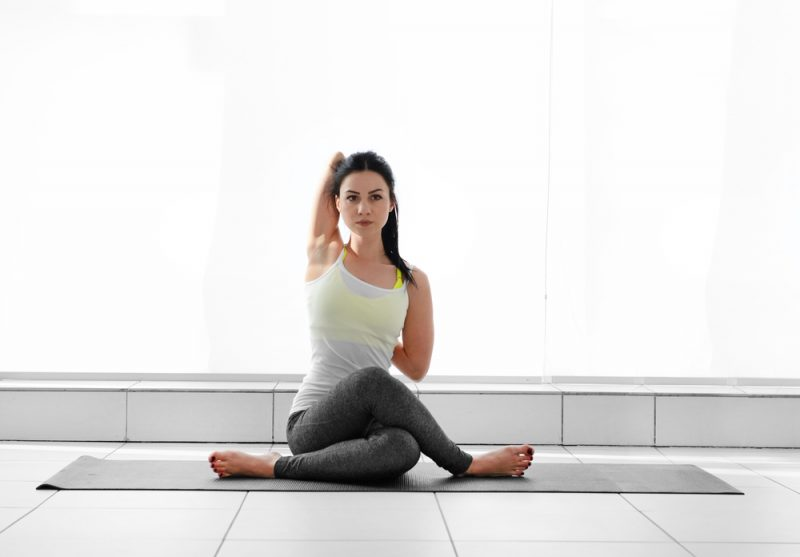 How Yoga Calms Stress and Anxiety