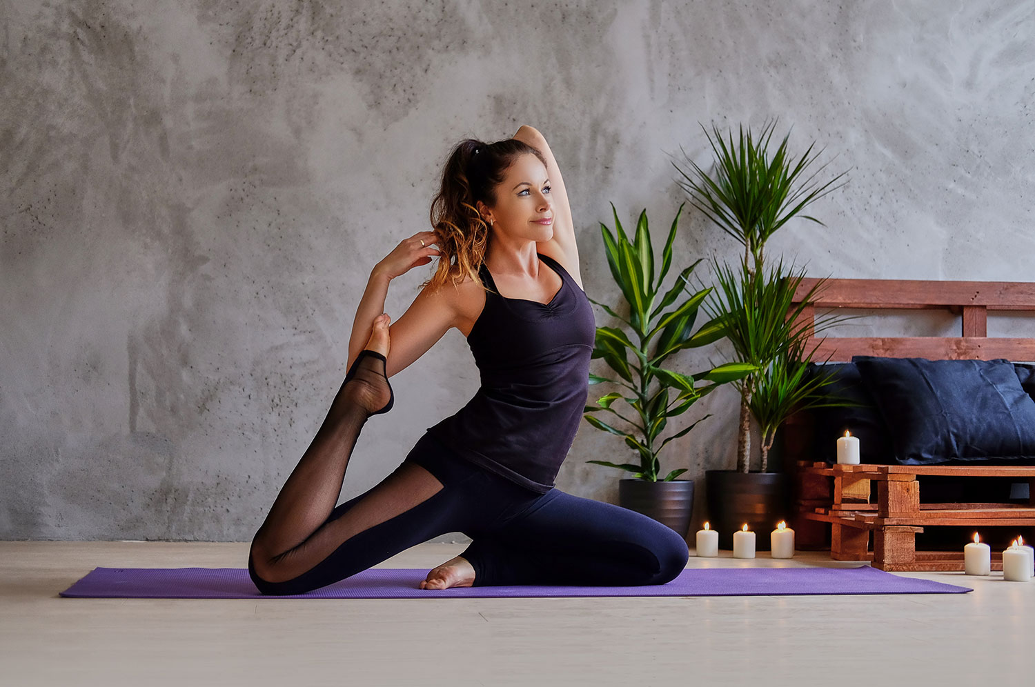 How to Make Your Yoga Practice Stick