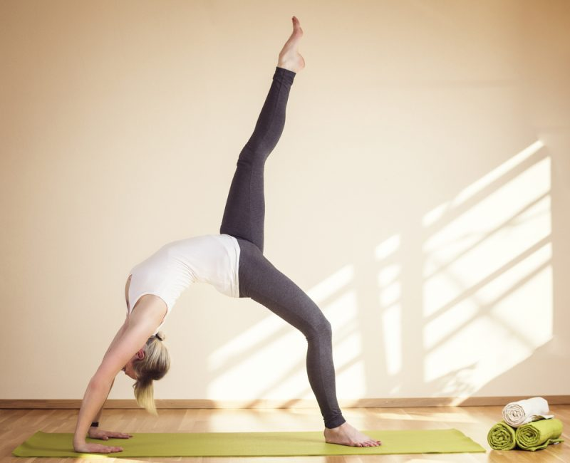 It Is Hard To Step Away From Yoga