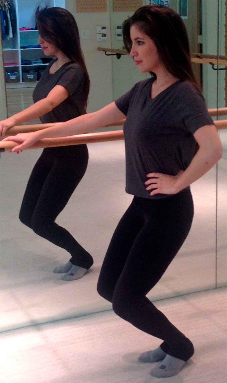 Narrow V Thigh Work