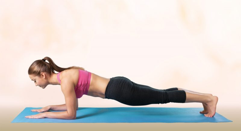 Plank, Vinyasa, and Repeat
