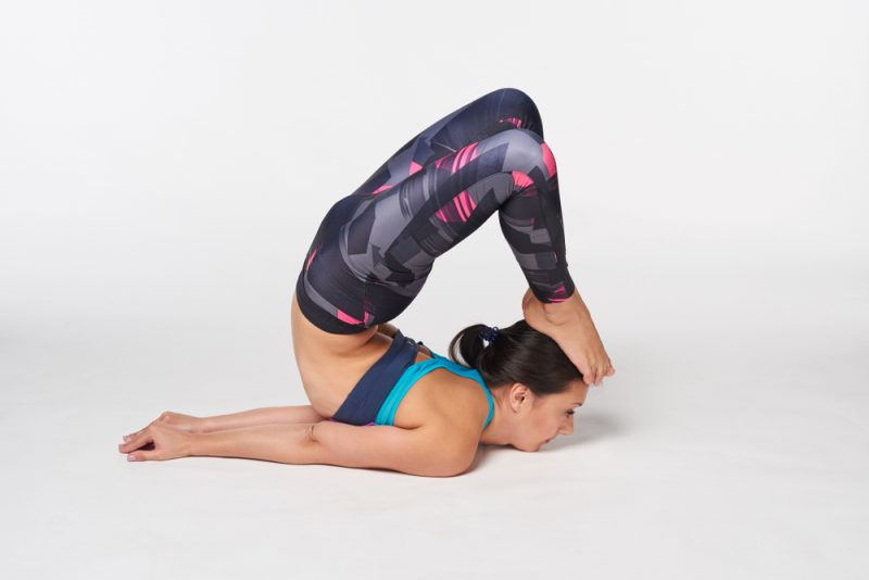 Salabhasana — Advanced Locust Pose