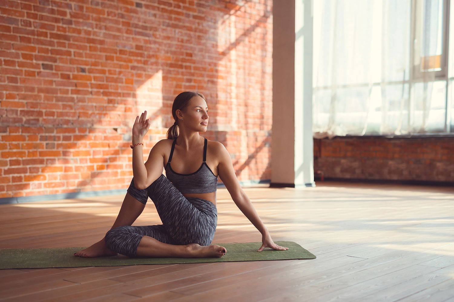 The 30 Minute Yoga Routine That s Better Than a Cup of Coffee