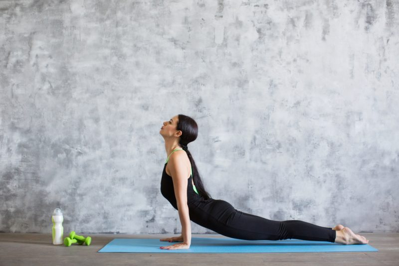 Urdvha Mukha Svanasana — Upward Dog Pose