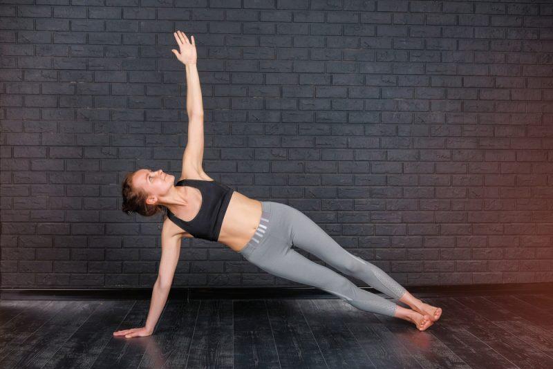 Vashistasana — Side Plank Pose