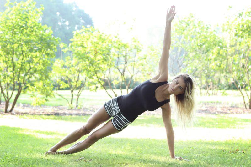 Vasisthasana — Side Plank Pose