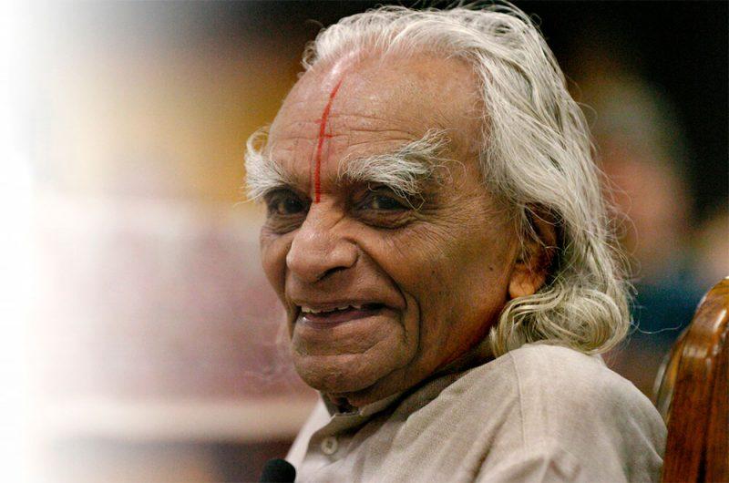 Who Was B.K.S. Iyengar