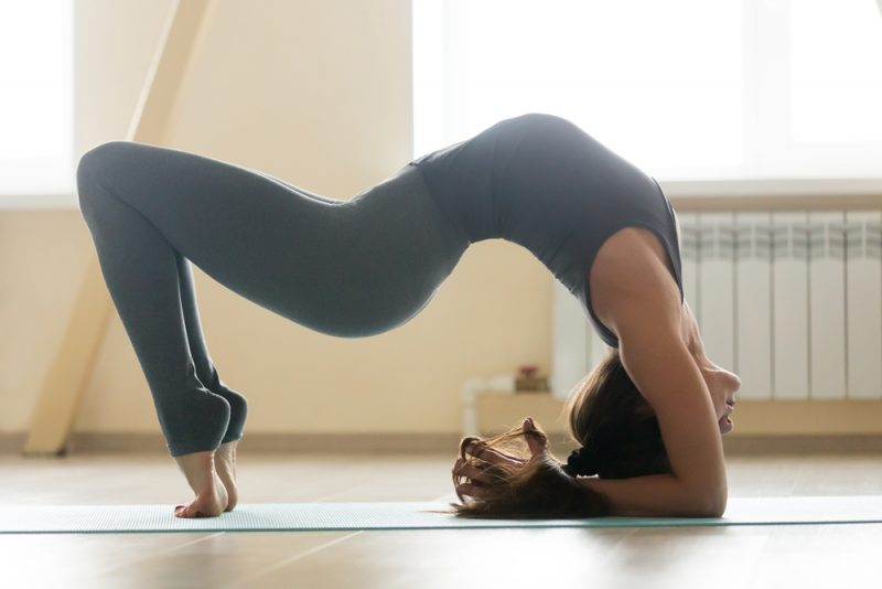 Yoga As A Full Body Workout