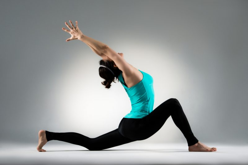Yoga Can Be A Big Calorie Burner