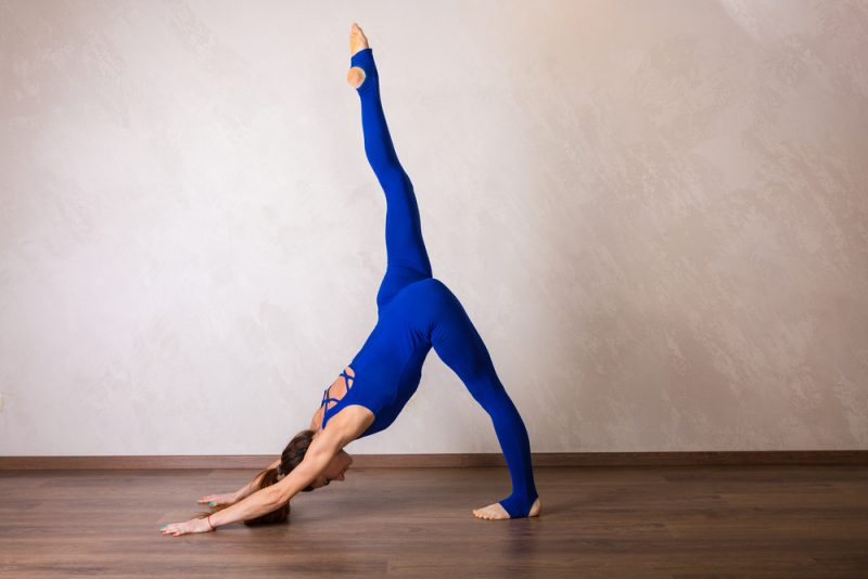 Yoga Helped Me Stretch Away the Blues