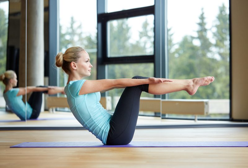 Yoga Improves Thyroid Functioning