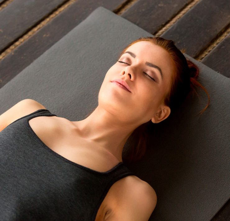 Yoga Nidra for Insomnia