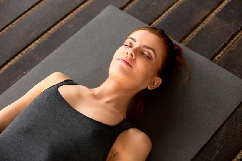 Yoga Nidra for Insomnia