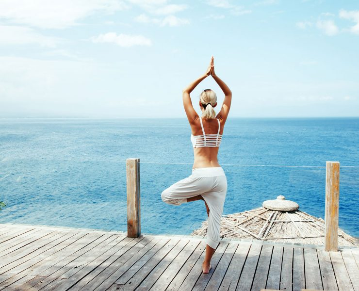 Yoga Sequence For a Beach Body All Year Long