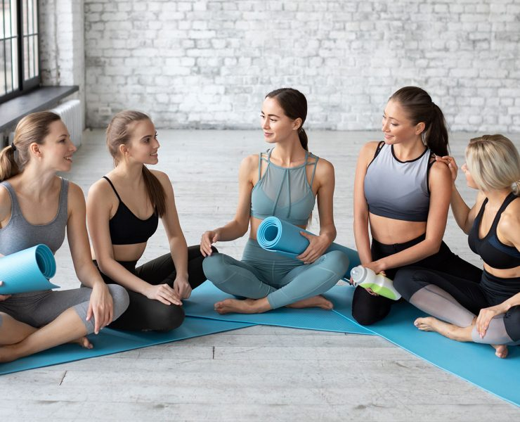 Yoga Studio Etiquette for First Timers