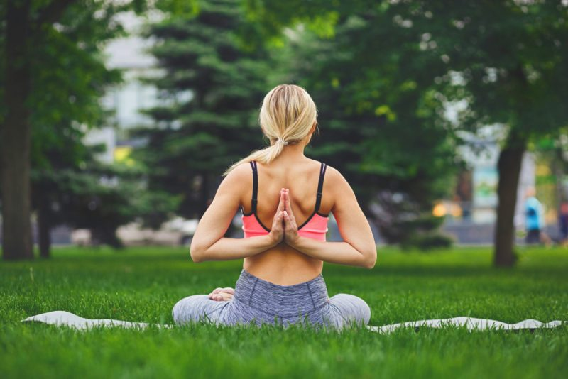 Yoga Teaches You to Listen to Your Body