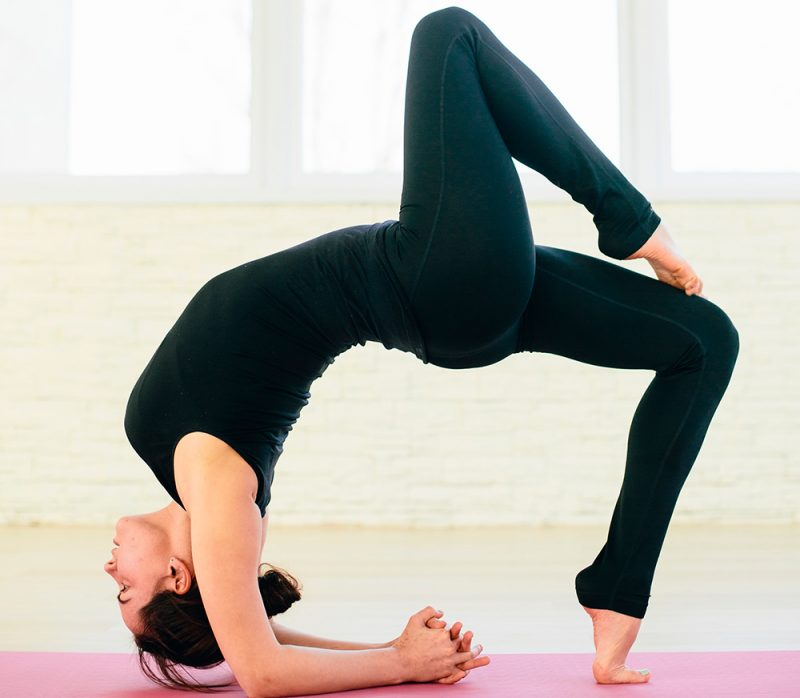 Yoga and Body Weight Training