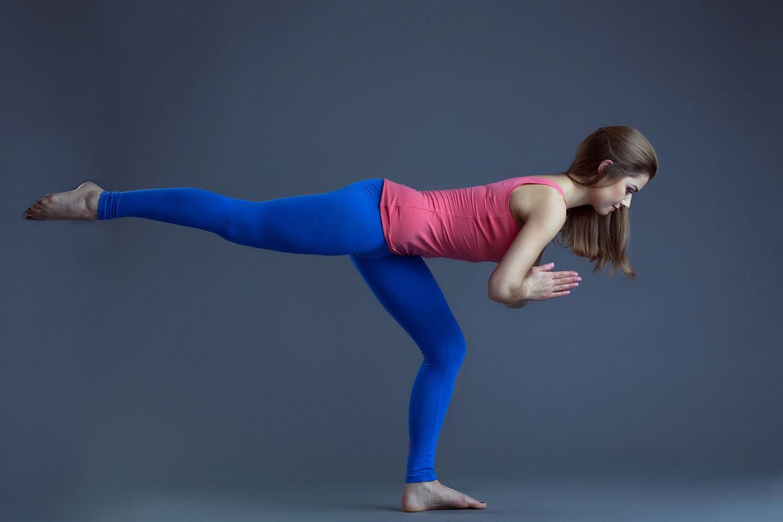30-Minute Advanced Vinyasa Yoga Flow