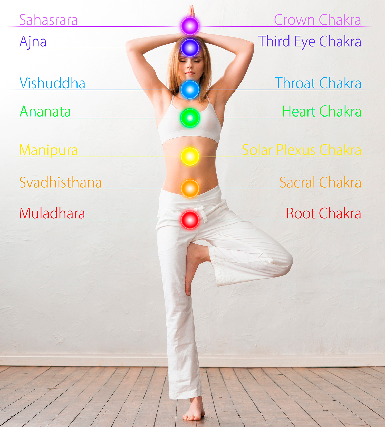Prana Through the Chakras and the Energetic Body