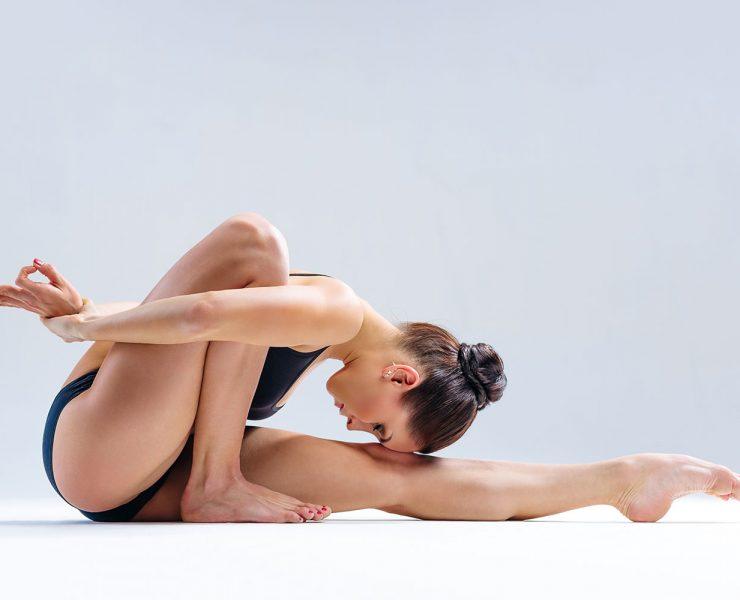 Amazing Ashtanga-Inspired Yoga Sequence