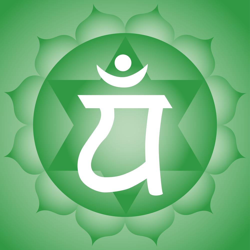 Anahata or Heart Chakra